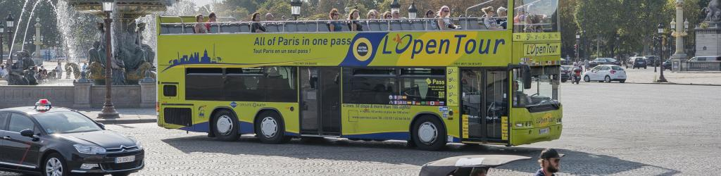 Bus Open Tour