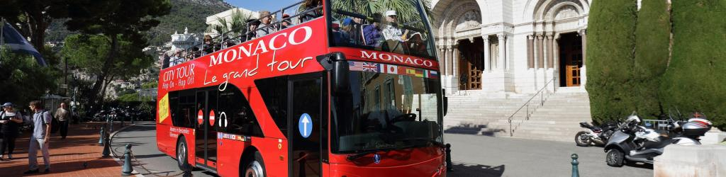 Sightseeing Monaco