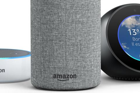 Amazon echo visuel