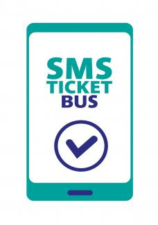 sms ticket bus